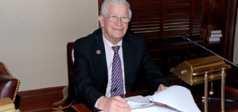 Thompson will not seek another term as Middlesex GOP Chairman
