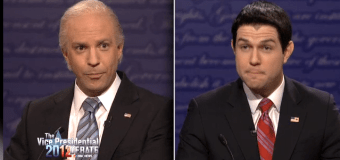 SNL Perfectly Recreates Joe Biden's Debate Demeanor