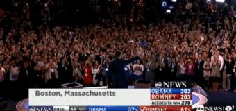 Romney's Concession Speech (VIDEO)