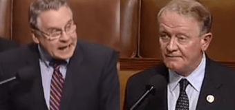 Lance, Smith slam Obama's Iranian sell-out from House Floor