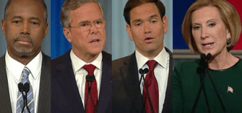 And the main stage #GOPDebate winner is…