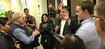 Santa Christie delivers Christmas week pardon for N.H. Marine recruiter