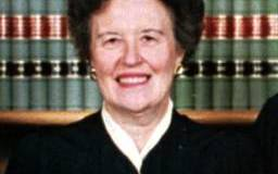First female N.J. Supreme Court justice dies