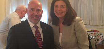 Stumping in New Hampshire, MacArthur won't rule out 2017 run in N.J.
