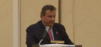 "Christie remains taxpayers' ""only hope"" as gas tax, $15 wage measures advance"