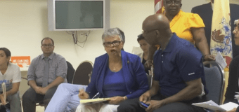 VIDEO: Watson Coleman loses her cool when confronted by 2A rights advocate