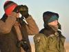 Прибытие второй группы лошадей Пржевальского в Оренбургский заповедник, 20.11.2016. Фото Н. Судец