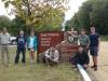 В резервате «Сэлт Плэйнс», Оклахома
