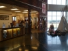В визит-центре резервата «Блэк Кеттл», Оклахома