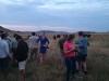 Среди бизонов, Оклахома