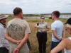 Менеджер резервата «Уошита» Амбер Циммерман проводит экскурсию