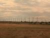 Ветропарк в окрестностях резерватов, Канзас, США