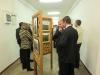 Знакомство с работами фотовыставки «Сохраним курские степи!». 14 декабря 2012 г. Курский университет