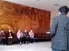 Общественные слушания по созданию памятника природы в урочище Парсет, Курская область. 25 сентября 2014 г. Фото Е.Н. Ездаковой