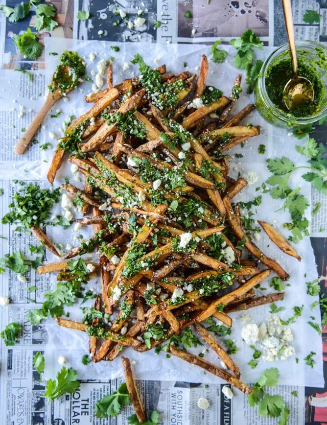 recettes de frites 10 recettes de frites décadentes pour avoir la patate