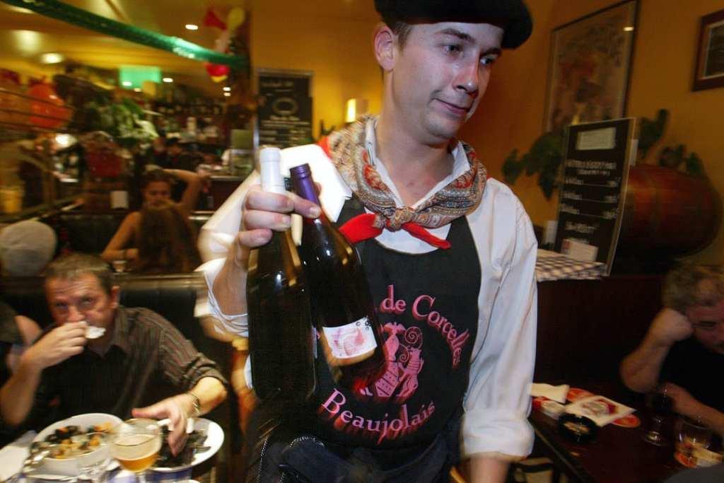 beaujolais nouveau 2 Chroniques du vin et des vignobles : le Beaujolais nouveau