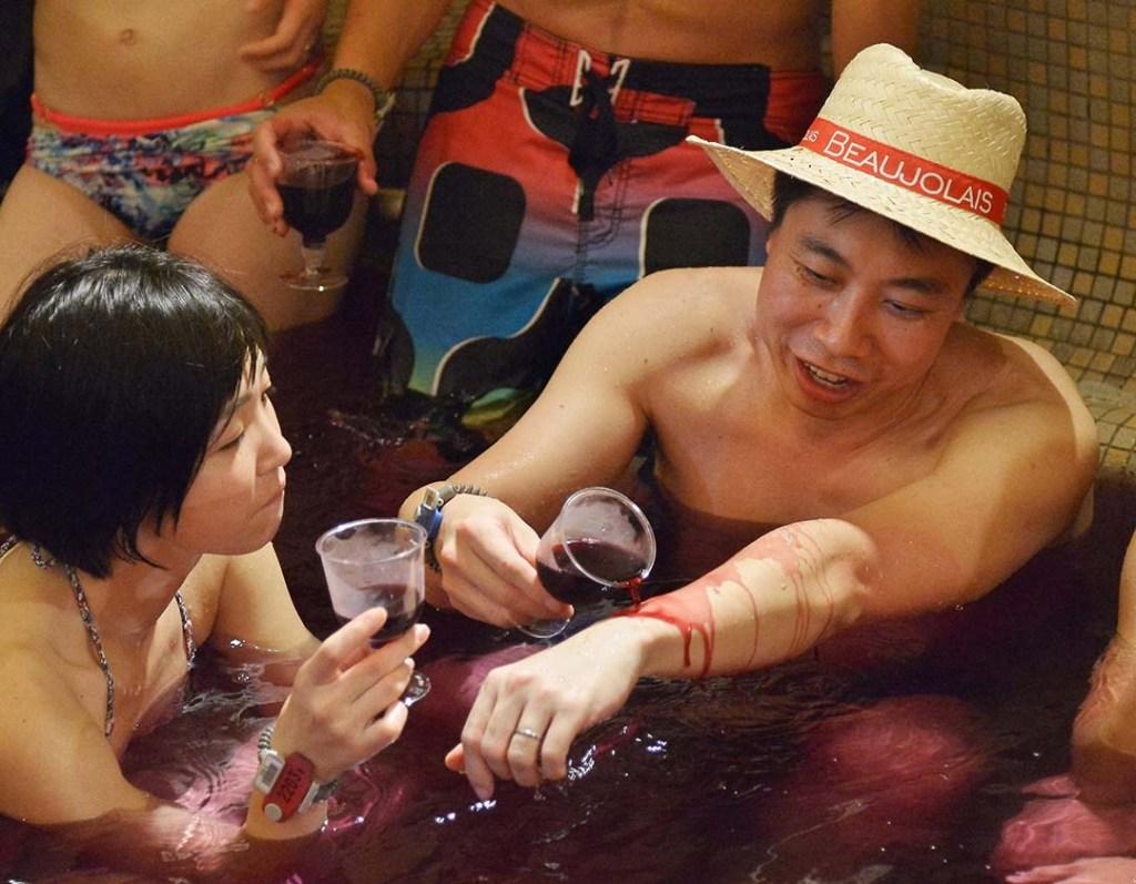beaujolais nouveau 1 Chroniques du vin et des vignobles : le Beaujolais nouveau