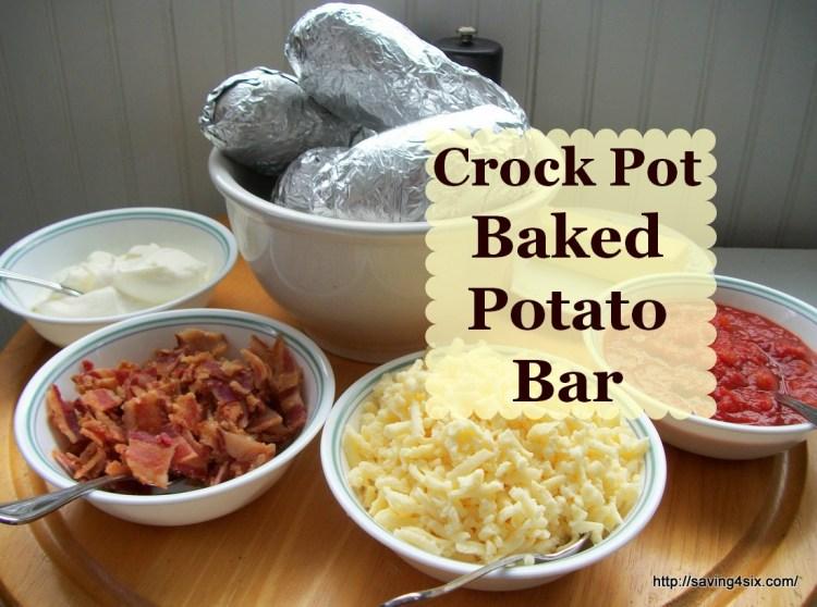 Crock Pot Baby Shower Food Ideas