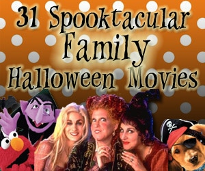 31 Spooktacular Family Halloween Movies