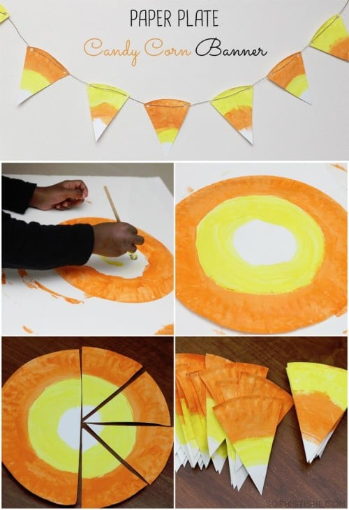 10 frightfully frugal halloween crafts for kids for Easy halloween decorations to make at home for kids