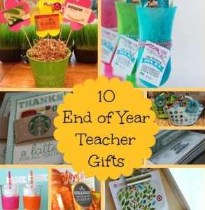 10 Fun End of Year Teacher Gifts They'll Love Square