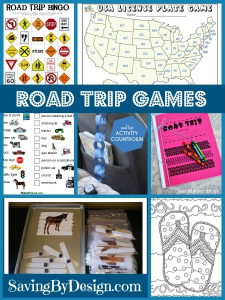 Road Trip Games Dont Leave Home Without Them Saving
