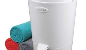 The Spindel Laundry Dryer -Energy Efficiency for your Laundry
