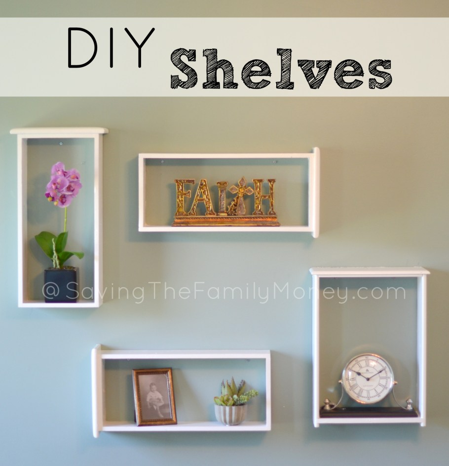 diy adjustable bookshelves
