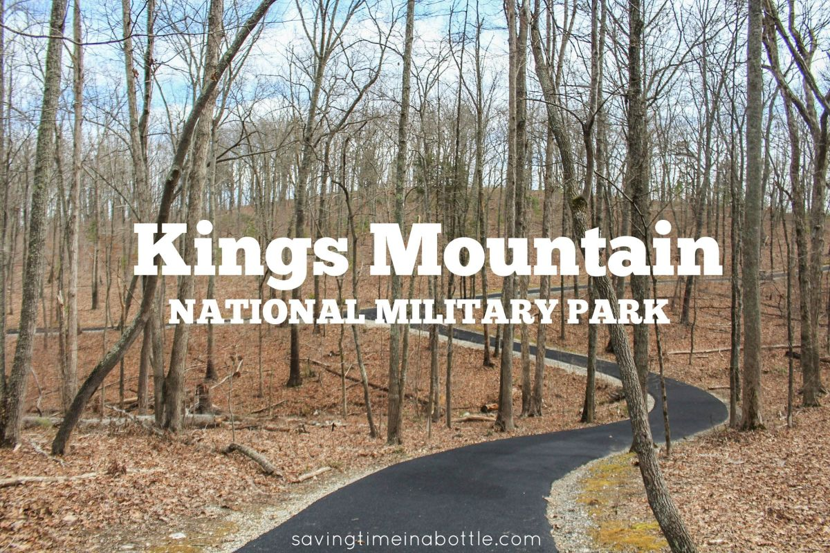 Kings Mountain National Military Park