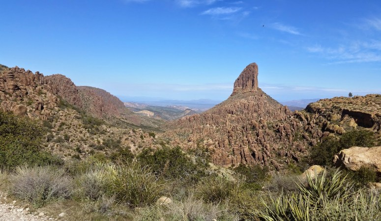 Phoenix Hiking, Day 1: The Superstitions