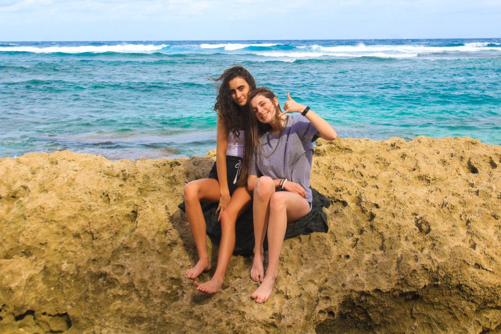 Family on Oahu // North to East
