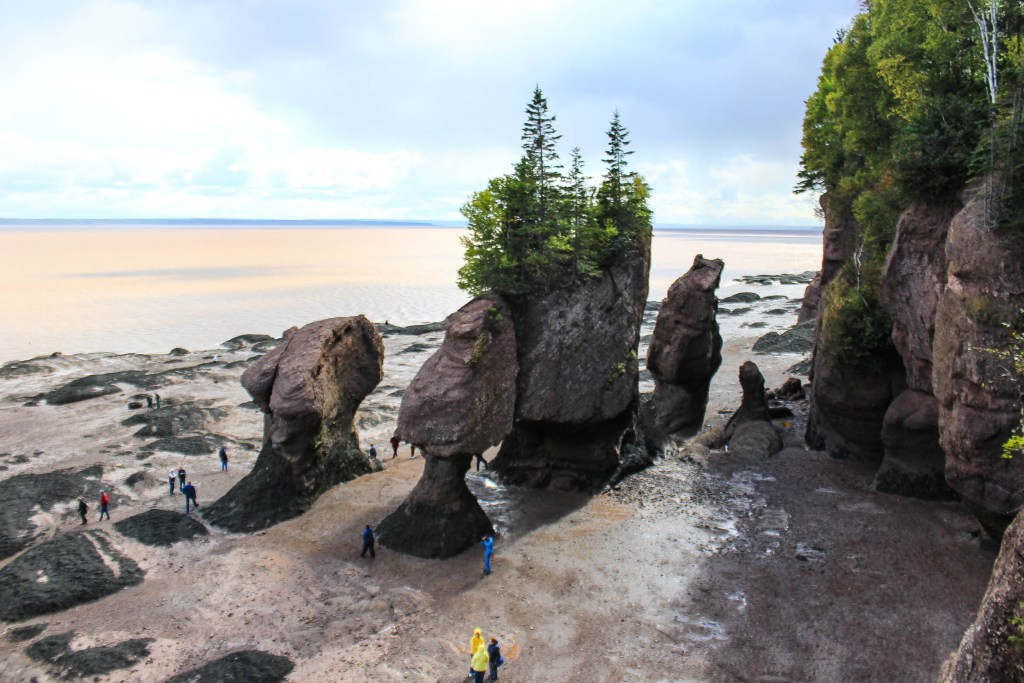 Hopewell Rocks New Brunswick