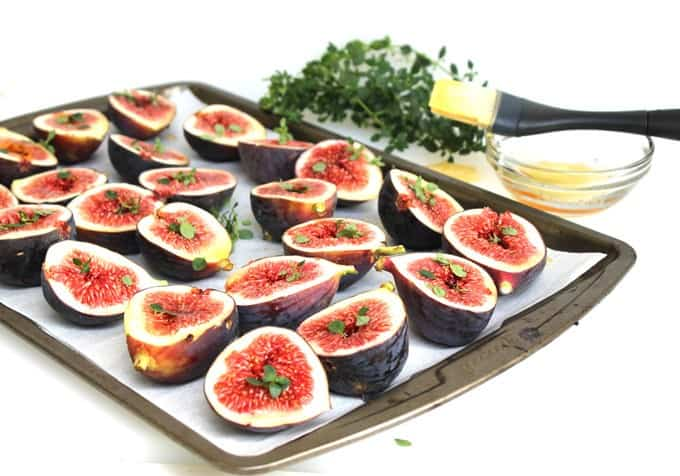 Roasted Figs in Goat Cheese Custard - Savor the Best
