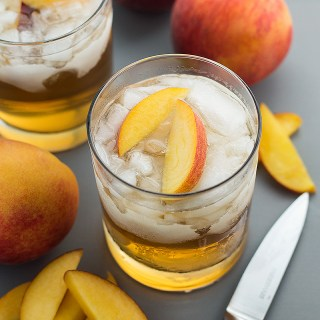 This Georgia Peach cocktail will remind you of a Long Island Iced Tea but it's got that peach feel too it! Southern Bell Style!!!!