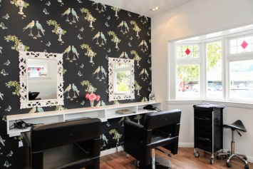 Savvy Hair Salon Interior