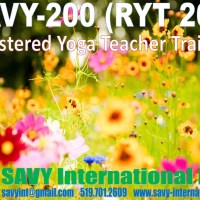 Yoga Teacher Training London Ontario