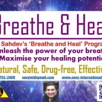 Dr Sahdev's 'Breathe and Heal' (DSBH) Therapy