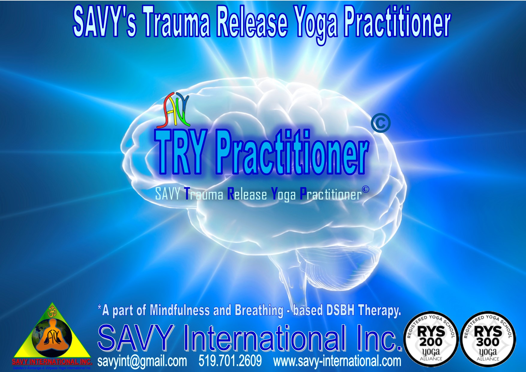 Registration Open for Trauma Release Yoga Practitioner - Level 1A