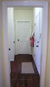 Laundry Room Hallway