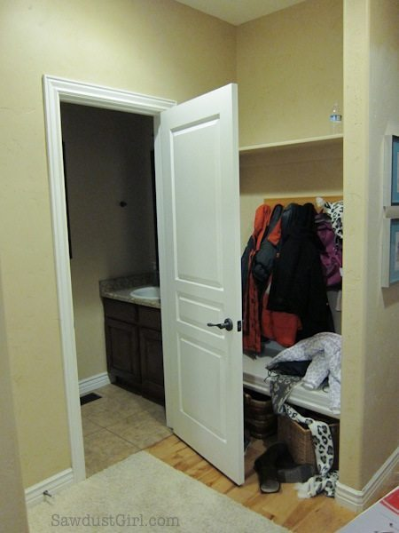 installing a pocket door