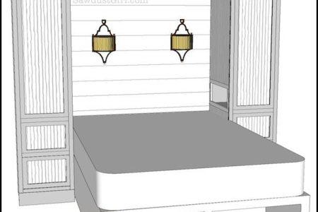 small bedroom storage ideas 21