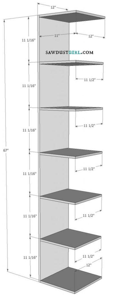 free-plans-storage-locker-step 1