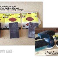 101 Sanding Kit SD