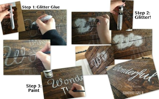 Glitter and Paint-2