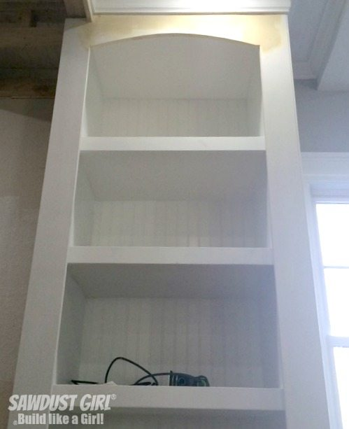 Pantry to Cabinet
