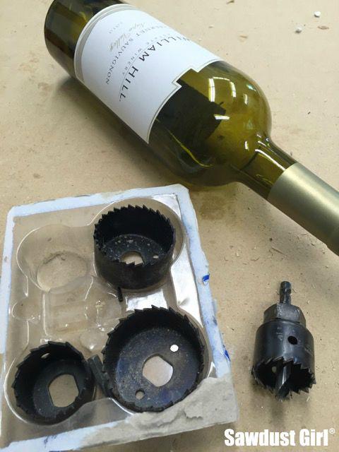 Pantry Wine Rack