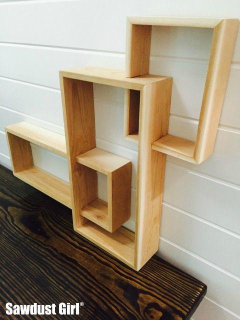 Three Tiered Display Shelf Sawdust Girl 174