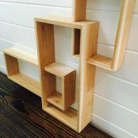 Three Tiered Display Shelf