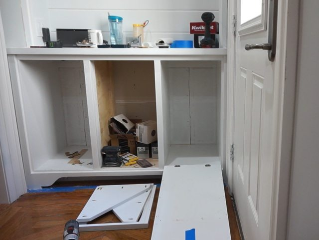 Tilt-out Storage Cabinet
