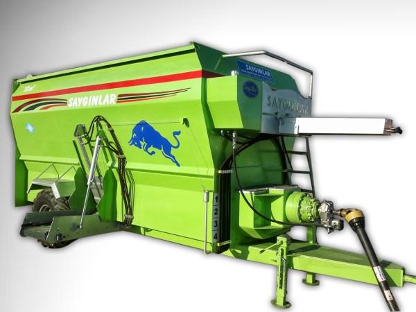 Feed Mixer Tmr Wagon 13m3
